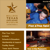 The Bob Bullock Texas State History Museum Website Redesign